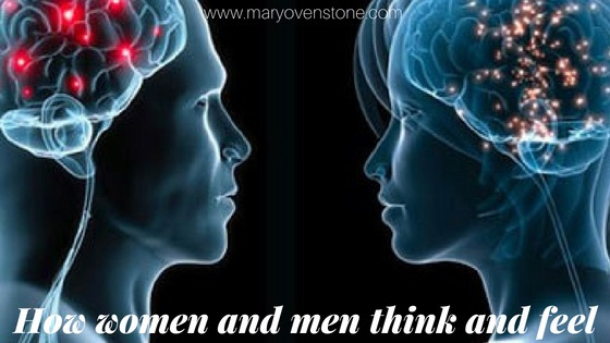 How women and men think and feel Mary Ovenstone